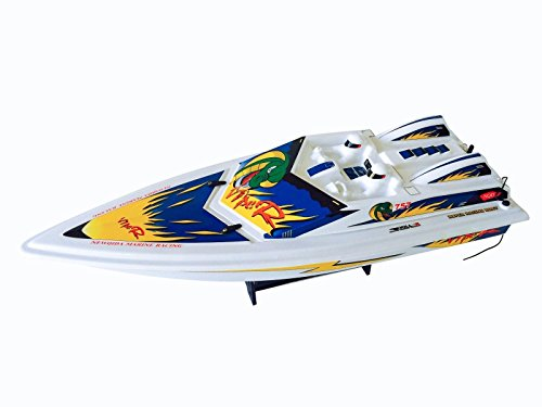 Viper Hyper Racing Boat Coastal Brother RC Marine Speed Ship