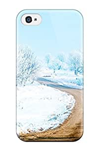iphone covers fashion case - New Snow Way protective Iphone 5 5s Classic Hardshell case cover 88n5 5syfLmNA