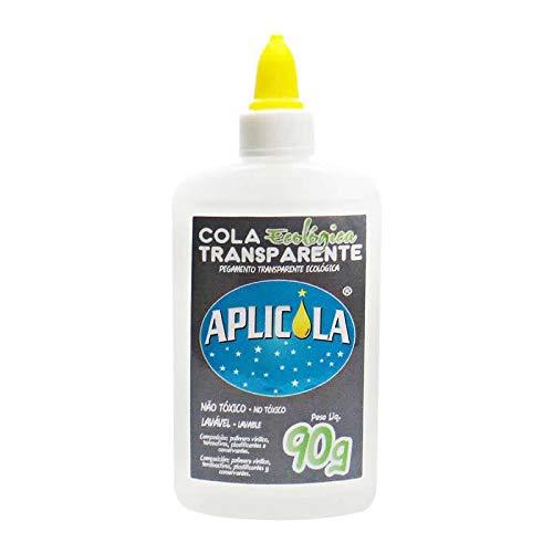Cola Transparente 90Gr Aplicola 18550 26146