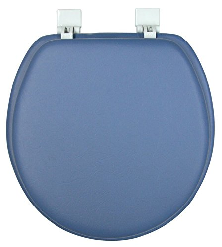 Ginsey Home Solutions Soft Toilet Seat - Padded for Extra...