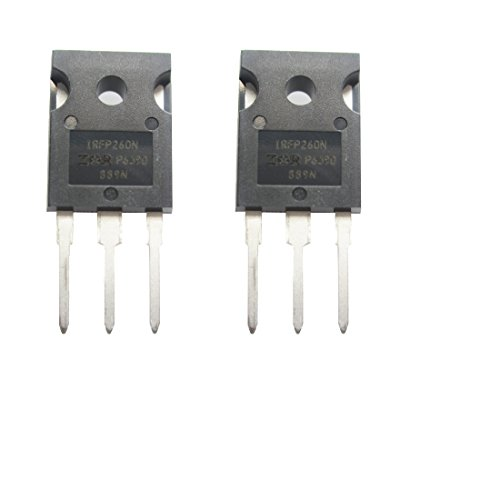 2pcs IRFP260 IRFP260N TO-247 200V 50A N Channel Power MOSFET Fast Switching