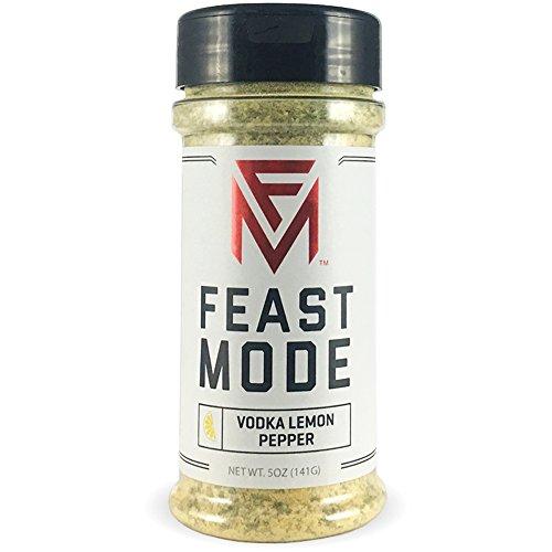 Feast Mode Flavors - Vodka Lemon (Pepper Vodka)