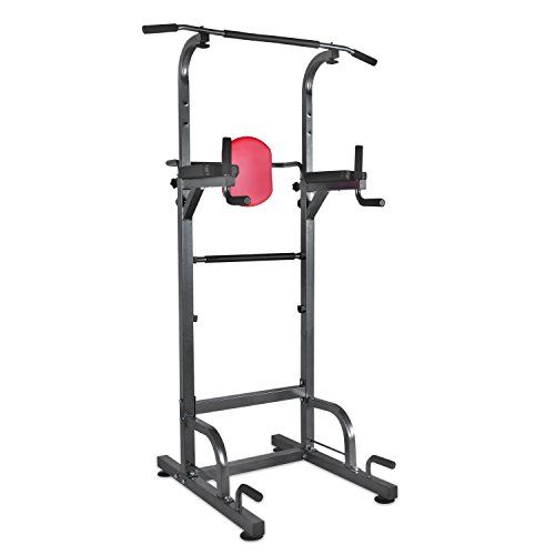 Relife Sports Power Tower Home Fitness Workout Station