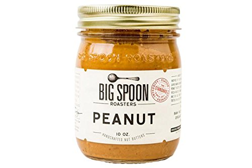 BIG SPOON ROASTERS Honeyed Peanut Butter 10 oz jar Butter 10 Oz Jar