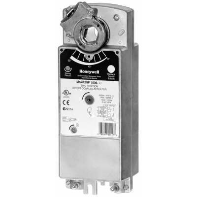 Honeywell Fast-Acting,Two-Position Actuator 6 inch - MS4120F1006/U MS4120F-5