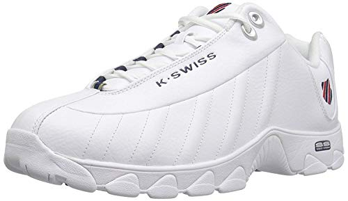 K-Swiss Men's ST329 Cmf Memory Foam X-Wide Training Shoes  -