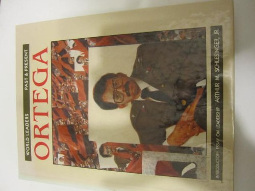 Daniel Ortega (World Leaders Past and Present)