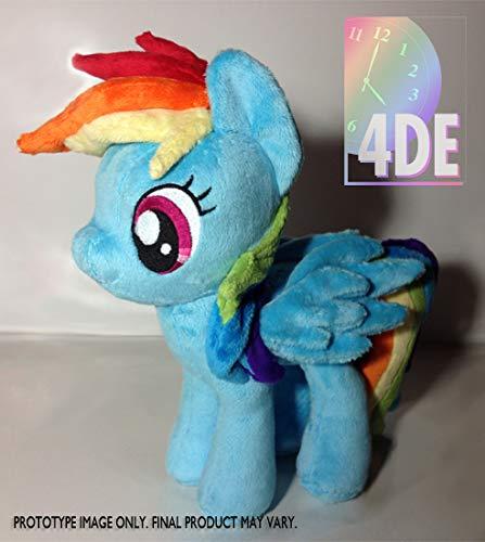 Amazon Com 4th Dimension My Little Pony Rainbow Dash 12 Plush