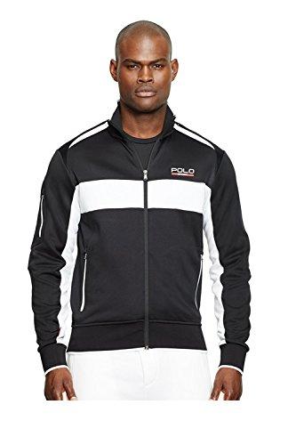 Ralph Lauren Color-Blocked Zip-Up Jacket (Medium)