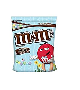 Bunny Mix M&M's Milk Chocolate - 56 Oz Jumbo Size Bag
