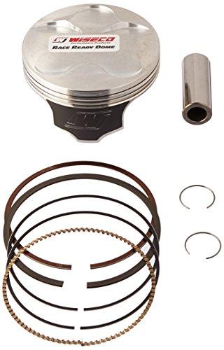 (Wiseco 4737M10050 100.50mm 11:1 Compression ATV Piston Kit)