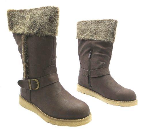Fabulous Women's 231404.202 Textile Mid Calf Boots aK8lxYUI