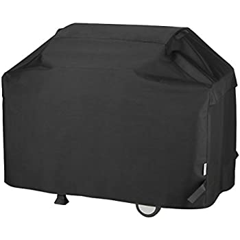 Unicook Heavy Duty Waterproof Barbecue Gas Grill Cover, 70-inch BBQ Cover, Special Fade and UV Resistant Material, Durable and Convenient, Fits Grills of Weber Char-Broil Nexgrill Brinkmann and More