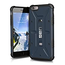 UAG iPhone 6 Plus / iPhone 6s Plus [5.5-inch screen] Feather-Light Composite [SLATE] Military Drop Tested Phone Case