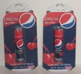 2 Packages of PEPSI Soda Pop Flavored Lip Balm