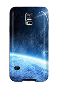 Premium GHlDcBJ7204imwYp Case With Scratch-resistant/ Star Colors Nature Stars Case Cover For Galaxy S5