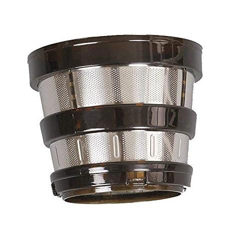 Aicok SD60K Juicer Filter & Cups, Juicer Accesorios para SD60K Masticating Slow Juicer