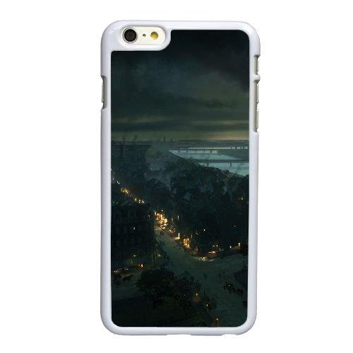 O7L27 's syndicat croyance N4Z3FT coque iPhone 6 4.7 pouces cas de couverture de téléphone portable coque blanche KU6OUH1WQ