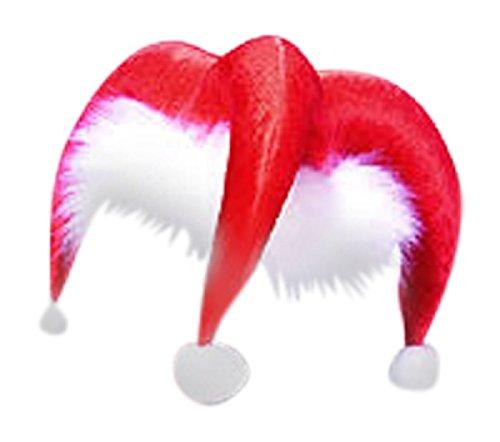 Rubie's Santa Hat- Jester Costume