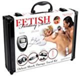 USA Wholesaler- 26207104-Festish Fantasy Series Shock Therapy Travel Kit