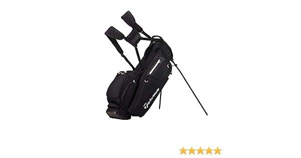 TaylorMade Flextech Bolsa para Palos de Golf, Hombre