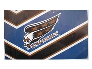 Washington capitales NHL Grommet Bandera con licencia Hockey Banner 3'x 5'