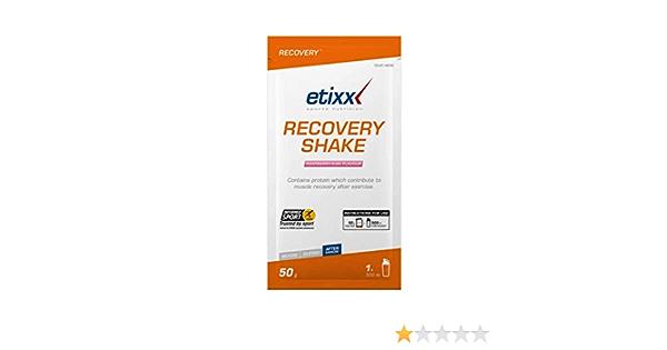 Etixx Recovery Shake, Sabor a Raspberry/Kiwi - 12 Sobres ...