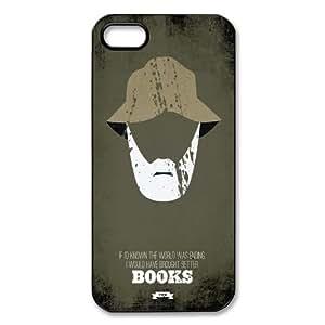 cubierta mkCase The Walking Dead portada personalizada Plástico (cáscara dura) del iPhone 5 5S