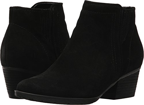 Blondo Women's Valli Black Suede 6 M US