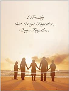 Amazon.com: A Family That Prays Together, Stays Together ...