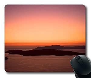 Cruising At Sunset Mouse Pad Desktop Laptop Mousepads Comfortable Office Mouse Pad Mat Cute Gaming Mouse Pad