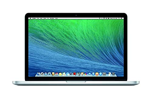 Apple MacBook Pro 13.3-Inch Laptop 2.6GHz (MGX82LL/A) Retina, 8GB Memory, 256GB Solid State Drive (Renewed) ()