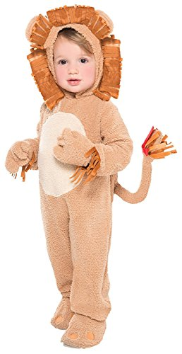 Loveable Lion Costume 12-24 (Hallows Eve Halloween Costumes)