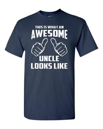 Navy Adult T-Shirt - 8