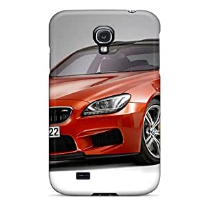 Durable Defender Case For Galaxy S4 Tpu Cover(bmw M)
