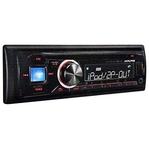 Alpine CDE141 CD/MP3/AAC/WMA Receiver