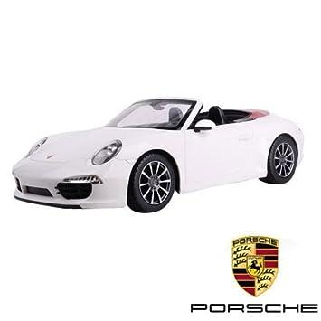 Desconocido Coche Teledirigido Porsche 911 Carrera S: Amazon.es: Juguetes y juegos