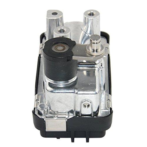 Turbo eléctrico actuador para Volvo S60 V70 II XC70 XC90 730314 6 nw009228 GT2056 V: Amazon.es: Coche y moto