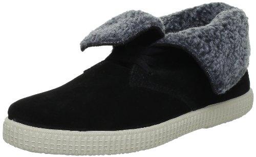 Victoria Safari Serraje Alta, Unisex - Erwachsene Sneaker Schwarz