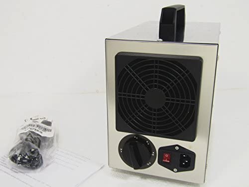YJINGRUI 10 g/h purificador de Aire para generador de ozono ...