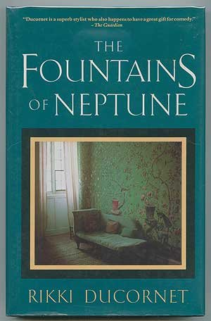 book cover of The Fountains of Neptune