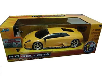 Amazon.com: Jada Toys Dub City/ Bigtime Muscle 1:16 27 MHZ Radio ...
