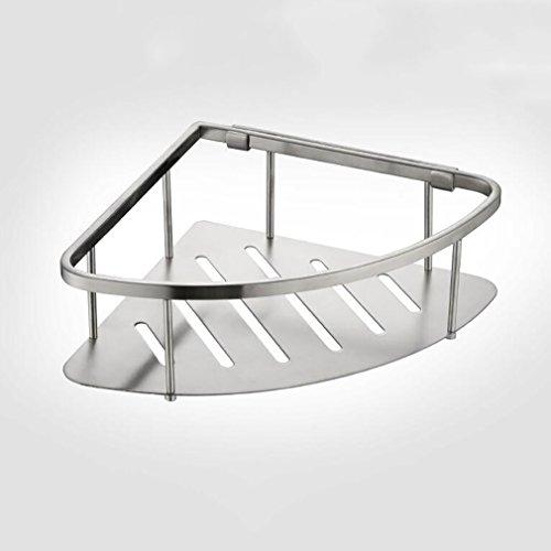 FeN Wall Mount Storage Shelf,Bathroom Triangular Rack,Hotel Storage Basket,Kitchen Spice Shelves,for Office Torage Organizer Holder by FeN (Image #7)