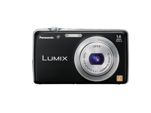Panasonic LUMIX DMC-FH6 14.1 Megapixel Digital Camera