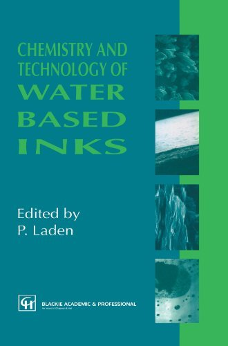 Chemistry and Technology of Water Based Inks (1997-01-01) ()
