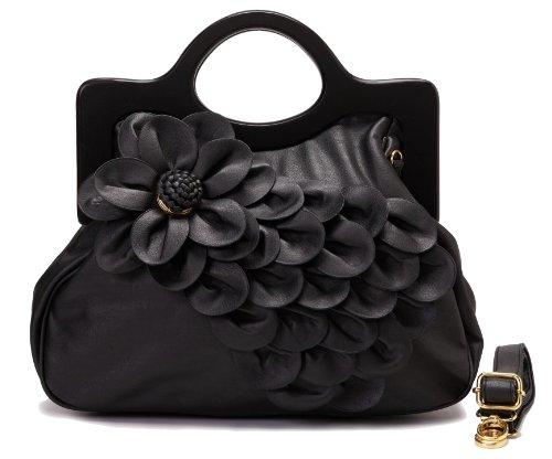 Scarleton Rose Handle Handbag H1208