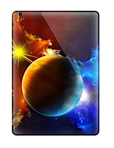 Sanp On Cases Covers Protector For Ipad Air (planet Nebula)
