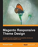 Magento Responsive Theme Design Front Cover