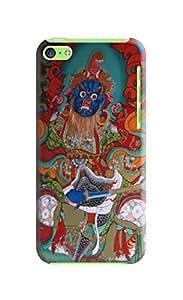 iphone 5c Regular Show Popular Cartoon Custom Hard Plastic Back Case Cover for Tibetan book Background image #2