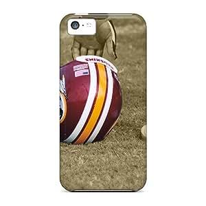 Premium Tpu Washington Redskins Cover Skin For Iphone 5c